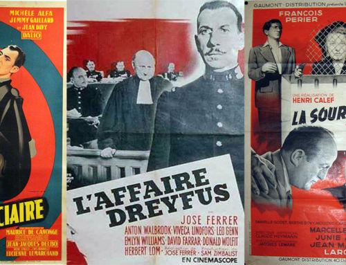 Les avocats sur les affiches de cinéma