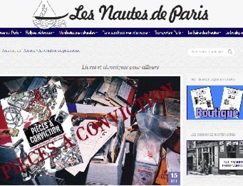 « Pièces à conviction », les frères Pierrat présentent les preuves