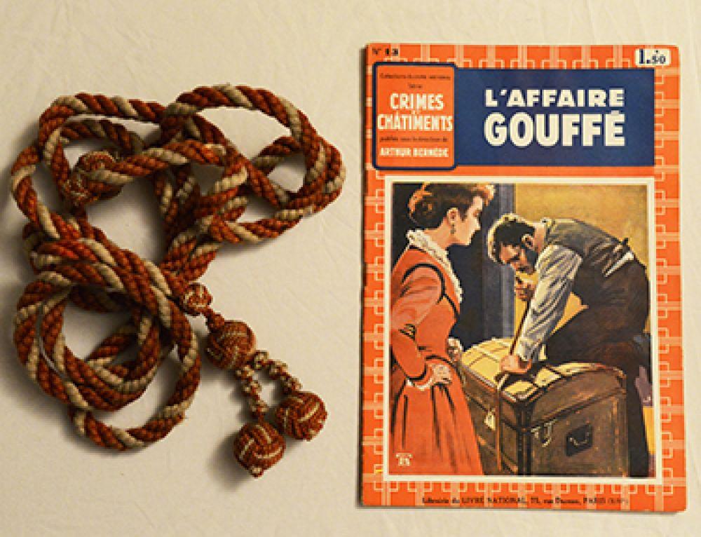 Au musée du Barreau, les pièces à conviction s'exposent