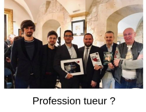Profession tueur : Michel Fourniret et la série Murder au Musée du Barreau – Les Nautes
