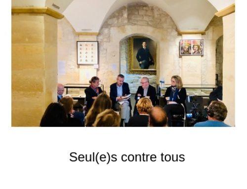 Seul(e)s contre tous – Audition du 11 avril 2019