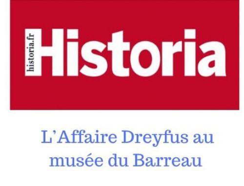 L'Affaire Dreyfus au musée du Barreau – Historia