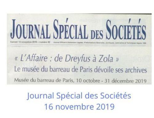 L'Affaire : De Dreyfus à Zola – Le Musée du Barreau dévoile ses archives