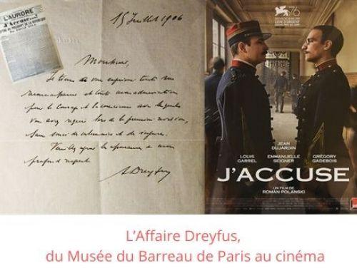 L'Affaire Dreyfus, du Musée du Barreau de Paris au cinéma – Les Nautes
