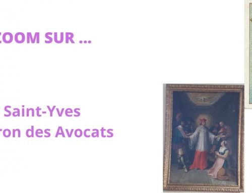 Zoom sur Saint-Yves, patron des Avocats
