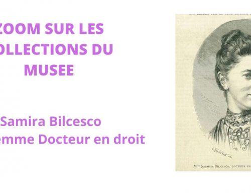 Zoom sur Samira Bilcescu, première femme docteur en droit