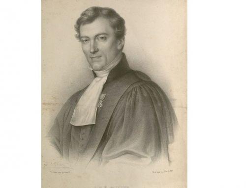Zoom sur Alphonse Paillet (1795-1855), Bâtonnier