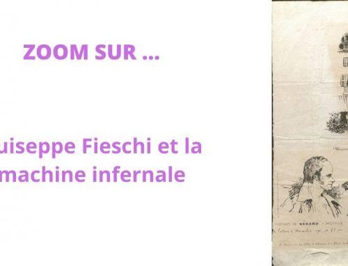 Guiseppe Fieschi et la machine infernale (1835)