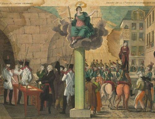 Zoom sur le «Procès de la Veuve Morin et d'Angélique Delaporte sa fille»