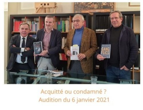 Acquitté ou condamné ? -Audition du 6 janvier 2021
