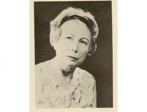 Zoom sur Me Suzanne Blum (1898-1994)