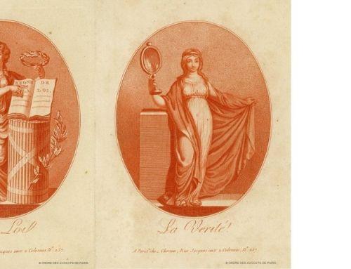 Zoom sur «la Loi et la Vérité»-Allégories de Jacques Chéreau