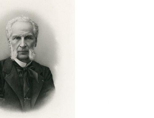 Zoom sur Edmond Rousse (1817-1906), «Le grand bâtonnier de la première guerre»